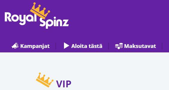 VIP - Royal Spinz