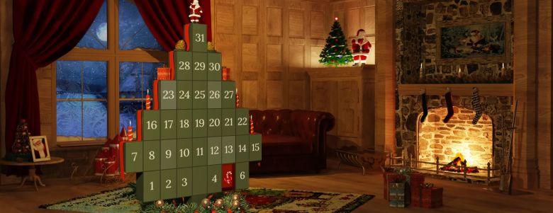 Reeltastic ja joulutunnelma