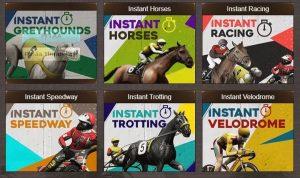 Virtuaaliset urheilupelit Osiris Casinolla
