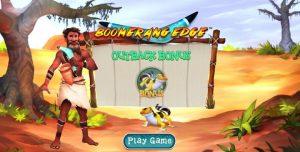 Boomerang uutuuspeli